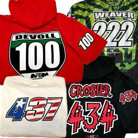 personalized motocross gear buyers guide myracenumber com personalized