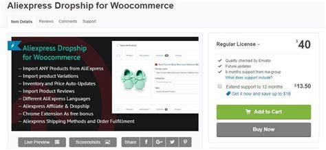aliexpress dropship 10 best woocommerce plugins to supercharge your online shop