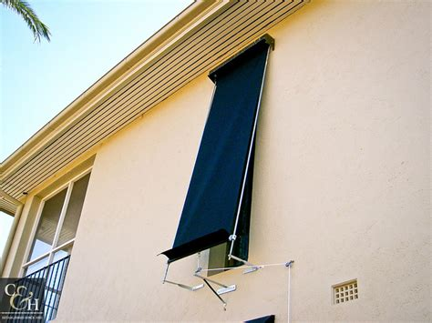 Fixed Awning by Cbell Heeps Fixed Guide Awnings