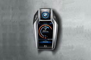 2016 bmw 7 series will get the cool keyfob previewed by the i8