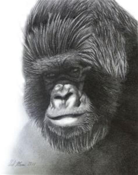 tattoo nightmares gorilla cow head pencil drawing cow head penci art for em