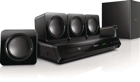 philips htd3509 300w powerful surround sound hd 5 1