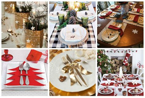 idee per addobbi natalizi la tavola di natale addobbi natalizi tante idee per addobbi di natale fai da