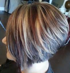 graduated bobs for thick hairgirls 20 highlighted bob hairstyles bob hairstyles 2017