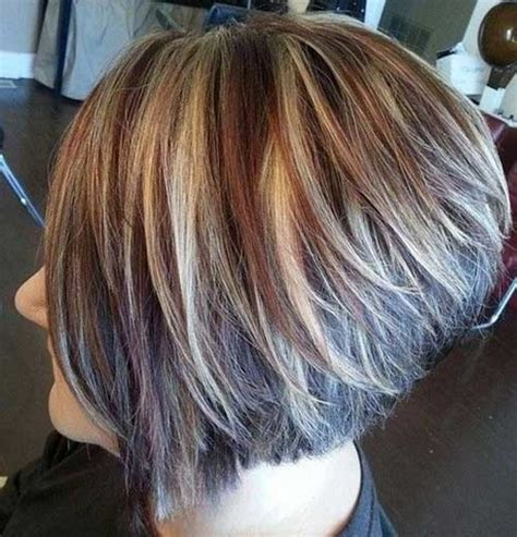 bobs with color 20 highlighted bob hairstyles bob hairstyles 2018