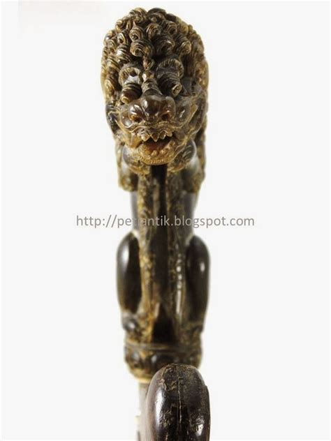 Pisau Bali petiantik pisau golok tradisional lombok