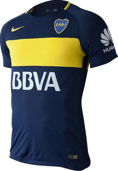 boca juniors 2016 home kit released footy headlines boca juniors 16 17 kits released footy headlines
