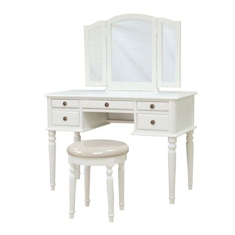 Home Depot Vanity Sets by Homecraft Furniture 3 White Vanity Set Mh205 The