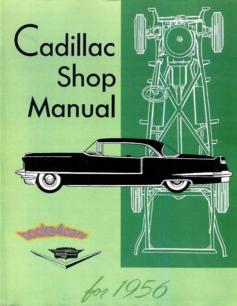 service manual book repair manual 1997 cadillac eldorado interior lighting service manual shop manual cadillac service repair 1956 book workshop deville eldorado 75 60 86 ebay
