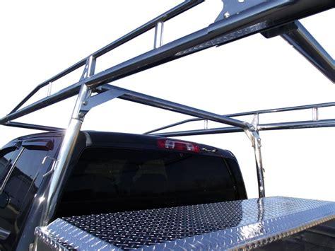 Stainless Steel Truck Rack by Racks Lifetime Stainless Steel Ladder Rack