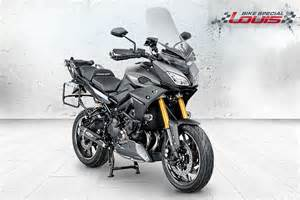 yamaha mt 09 tracer transformation sp 233 ciale louis motos et loisirs