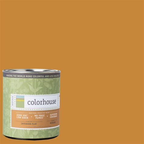 colorhouse 1 qt wood 04 interior chalkboard paint 644663 the home depot
