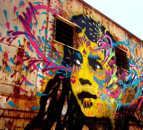 Wall Murals Stencils street art in oaxaca art pinterest