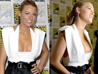 blake lively  celebrity wardrobe malfunctions