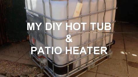 build  diy hillbilly ibc hot tub youtube