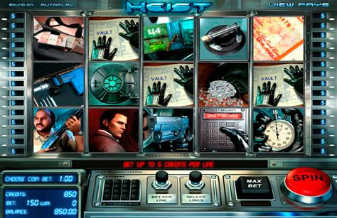 pacanele heist  gratis jocuri betsoft casino