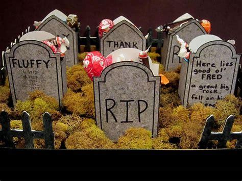 imagenes de halloween tumbas sorpresas de ultratumba gu 237 a de manualidades