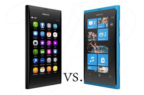 Lumia N9 nokia n9 gets company a comparison with nokia lumia 800