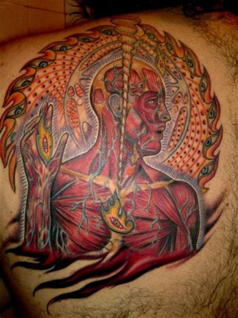 alex grey tattoo the world s catalog of ideas
