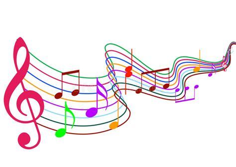 Notes De Musique Illustration Stock Illustration Du