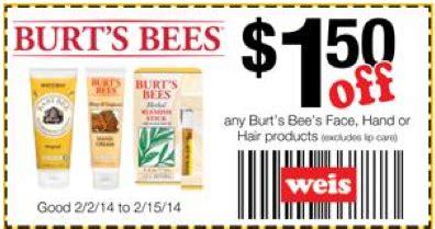 Burt S Bees Coupons Printable