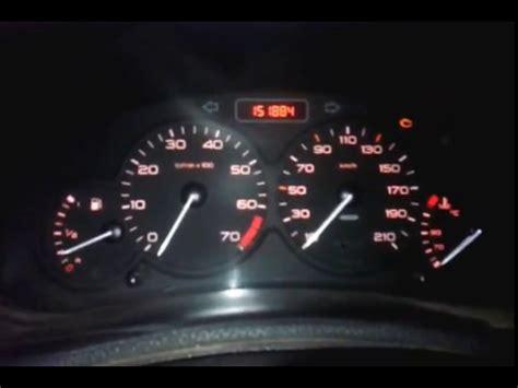 anomalia anticontaminante 206 pedal acelerador peugeot 206 1 6 16v regulando doovi