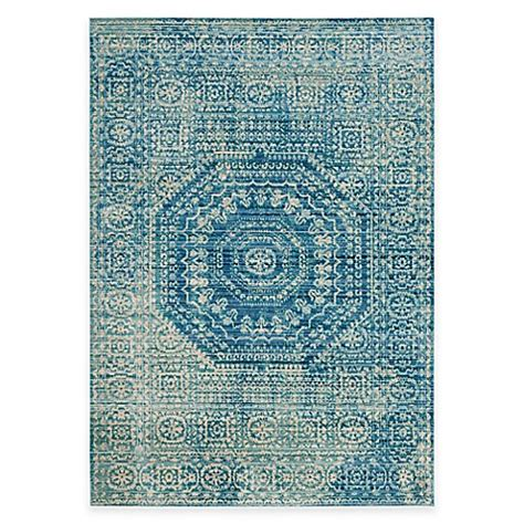 rug center safavieh valencia center medallion area rug bed bath beyond