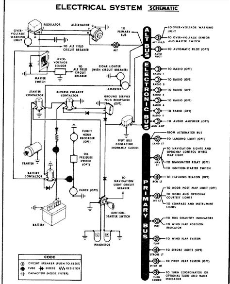cessna voltage regulator wiring diagram 39 wiring