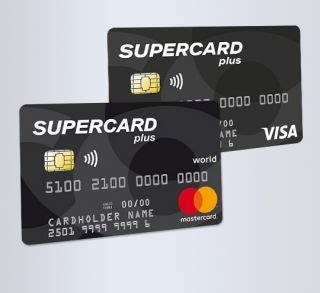 di credito coop supercardplus mastercard e visa da coop