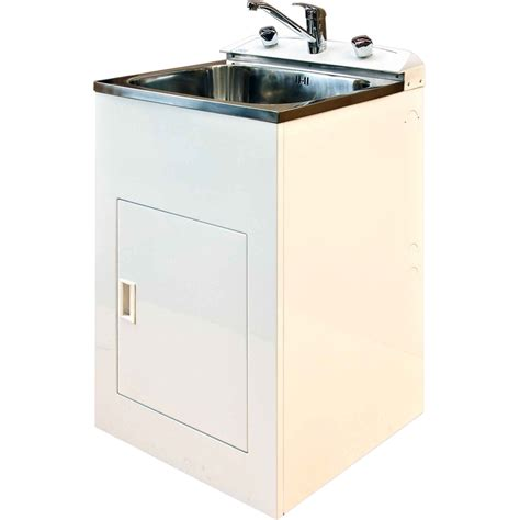 Tub Cabinet by Laundry Sink Cabinet Bunnings Cabinets Matttroy