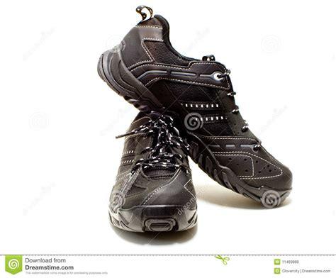black tennis shoes royalty free stock photos image 11469888
