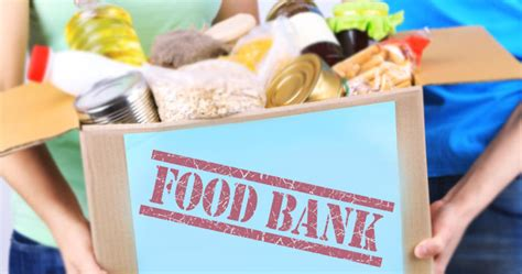 food banks help beyond the holidays flour arrangements