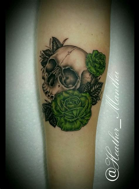 green rose tattoo 17 best images about my work on