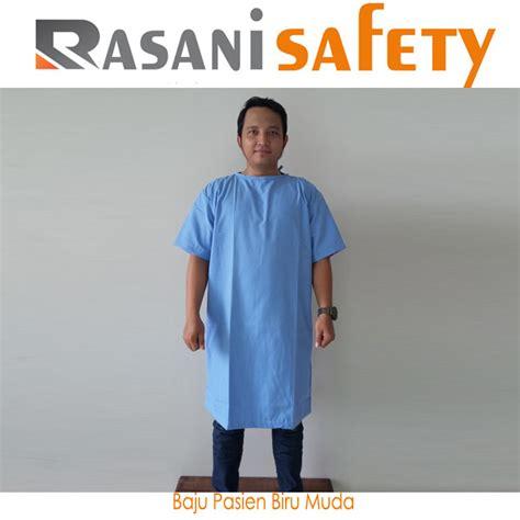 Baju Perawat Putih Lengan Pendek harga baju pasien jenis baju pasien model baju pasien