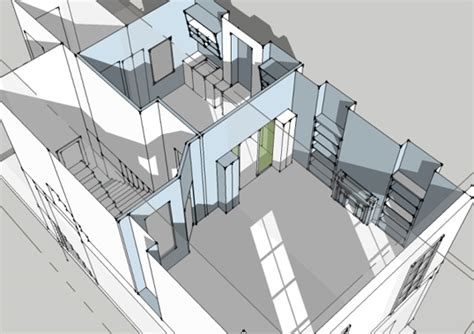 Free Architectural Drafting Software the scene of deduction drawing 221b baker street arts