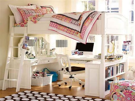 full size bunk bed with desk loft beds with desk full size bedroom ideas pictures