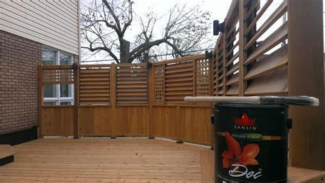 meilleure teinture pour patio teindre patio avec une teinture 224 base d huile ou d
