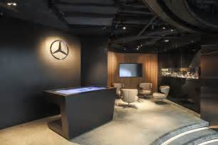 Car Showroom Floor Plan mercedes me store hong kong