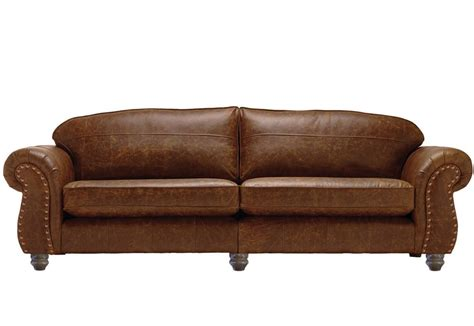 Grand Leather Sofa Grand Saddle Leather Sofas And Foot Lloyd Leather Sofas