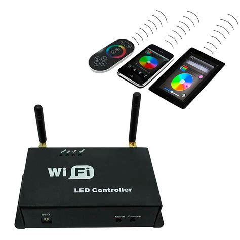 Wifi Smartphone wifi smartphone led rgb universal controller compatible with led halos