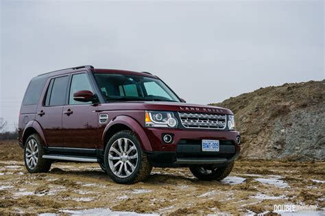 land rover 2016 2016 land rover lr4 hse review doubleclutch ca
