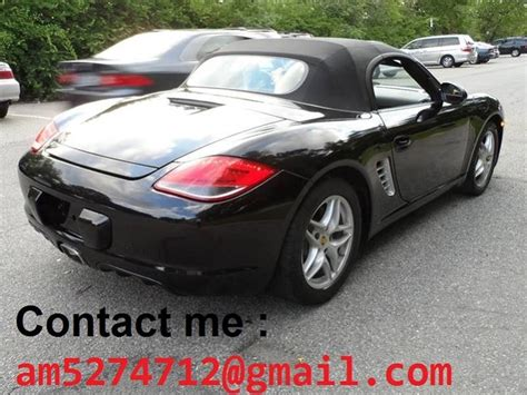 porsche boxster for sale by owner used 2010 porsche boxster for sale by owner in los angeles