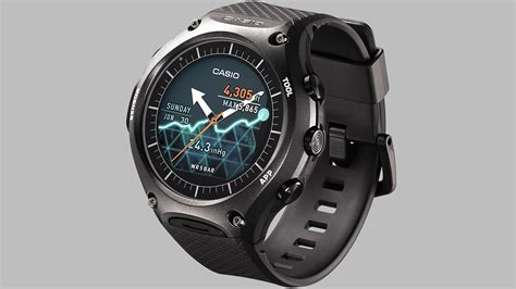 android wear watches casio s android wear is a rugged beast