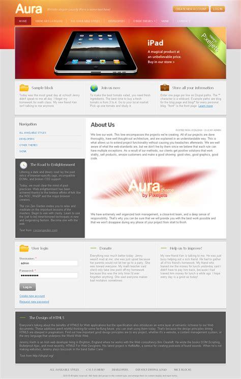theme drupal ubercart aura друпал разработчики которых вы искали