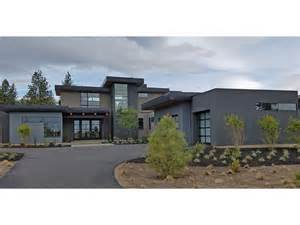 contemporary house plan home plan homepw77750 3712 square foot 4 bedroom 3