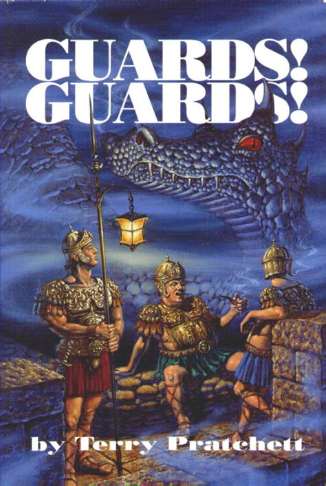 Pdf Guards Discworld Terry Pratchett by Guards Guards Book Covers