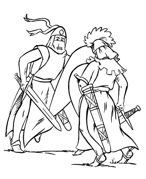 coloring pages of fighting knights bluebonkers medieval knights in armor coloring sheets