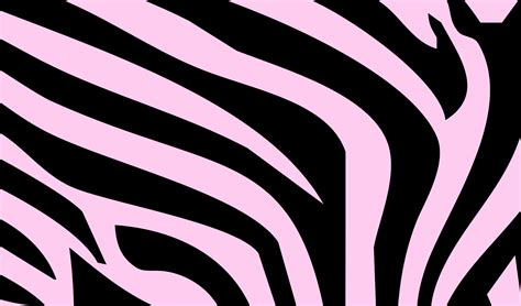 pink and black zebra print 36 background hdblackwallpaper