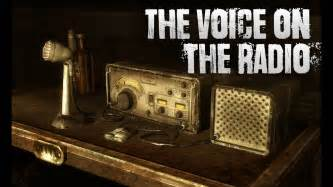 The Voice On The Radio quot the voice on the radio quot nosleep 4th of july special