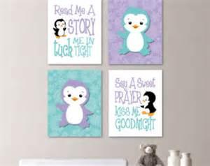Penguin Crib Bedding Penguin Nursery Etsy